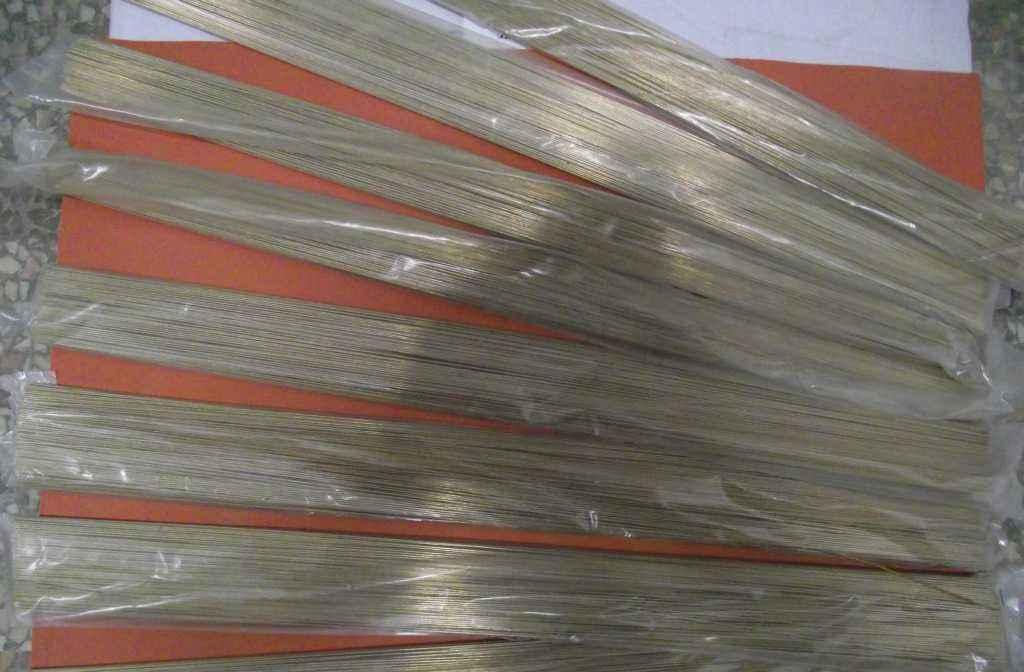 原包装银焊条回收
